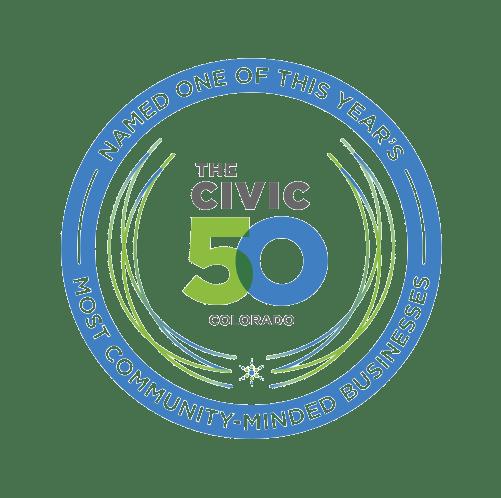 BCivic 50 Logo